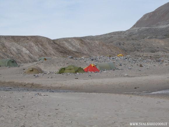 Blomstrand camp