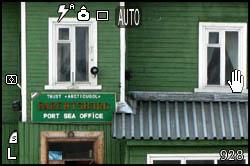 Postal office inBarentsburg