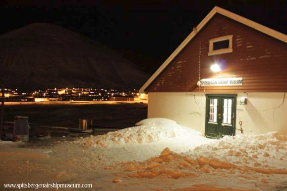 Spitzbergen Airship Museum